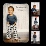 Kensington Trousers and Shorts