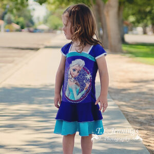 Town Square Top/Dress pattern