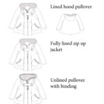 Andover Pullover and Jacket