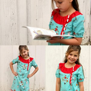 Terra's Treasures Country Town Dress