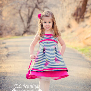 Terra's Treasures Evening Primrose Dress