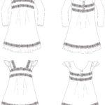 Evening Primrose Dress