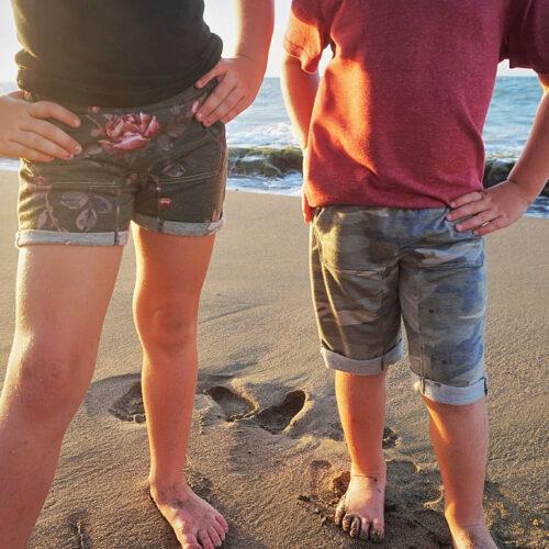 Reef Walkers Shorts