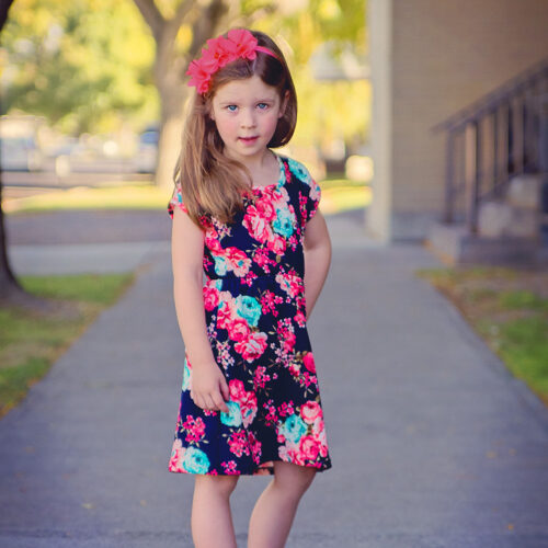Deer Creek Tunic & Dress for Girls