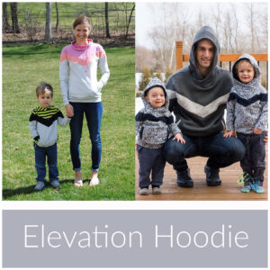 New Horizons Elevation Hoodie Bundle