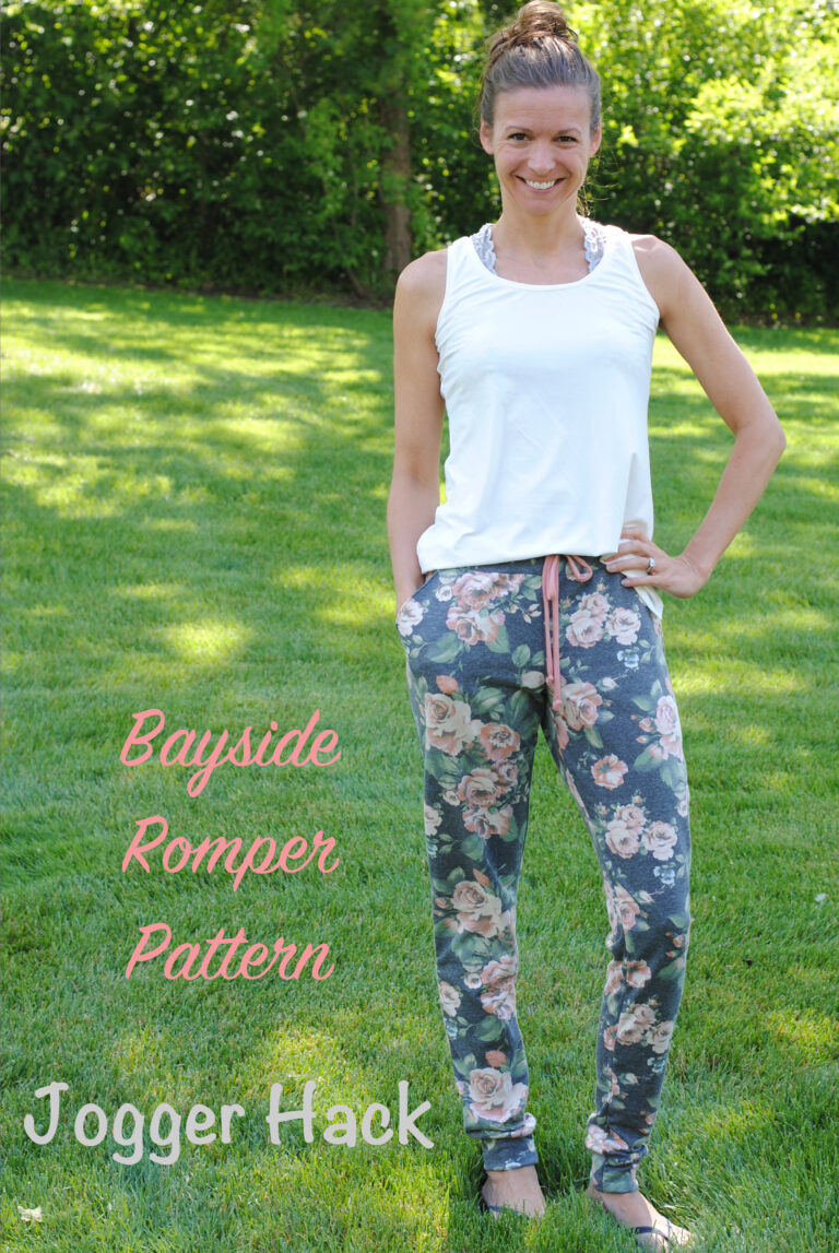 Bayside Romper into Joggers!