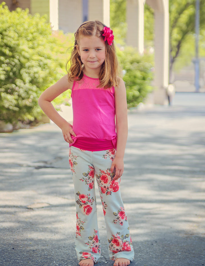 New Horizons Girls Portlander Pants