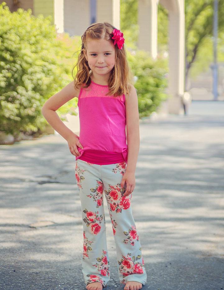 New Horizons Girls Portlander Pants