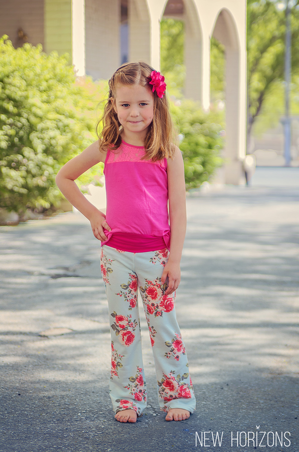 Girls Portlander Pants