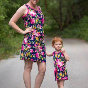 Bayside Romper and Dress Bundle