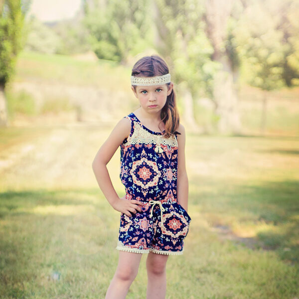 Girls Bayside Romper and Dress