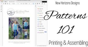 New Horizons Patterns 101