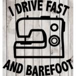 I Drive Fast cut file