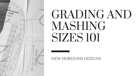 Grading and Mashing Sizes 101