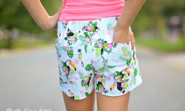 New Horizons Monaco Shorts