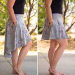 Bourbon Street Skirt