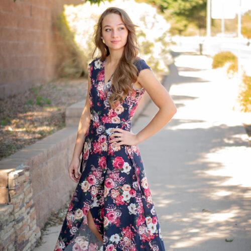 Boardwalk Wrap Dress