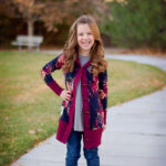 Vermont Cardigan for Girls