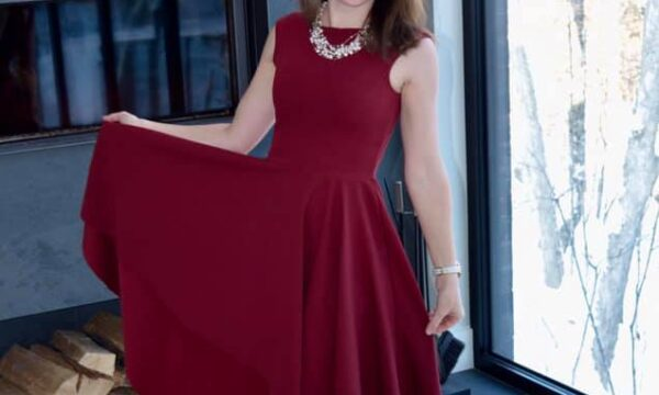 New Horizons Manhattan Peplum and Dress