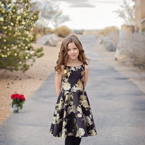 Manhattan Peplum & Dress (Girls)
