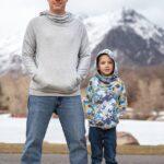 Summit Peak Hoodie Bundle (Mens and kids)