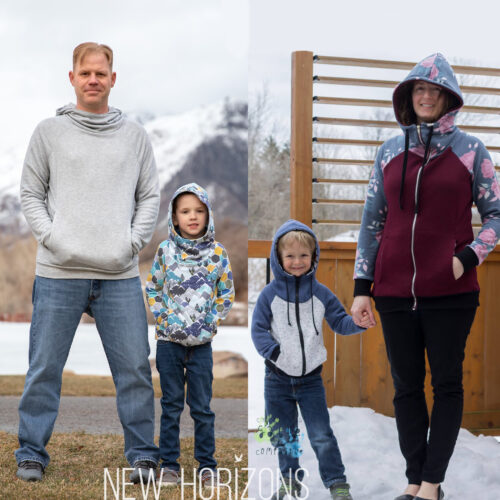 Summit Peak Hoodie Bundle (3 fits)