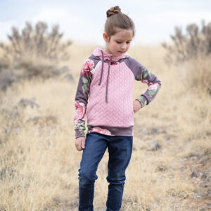 TAMI Revolution Double Hoodie for Girls