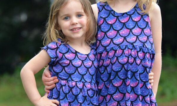 New Horizons Girls Melbourne Top and Dress