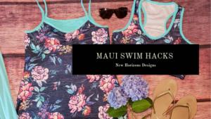 Maui Tank and Cami Swim Hacks