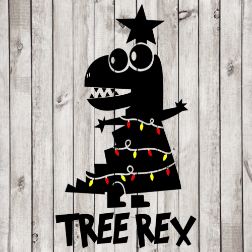Tree Rex Cut File