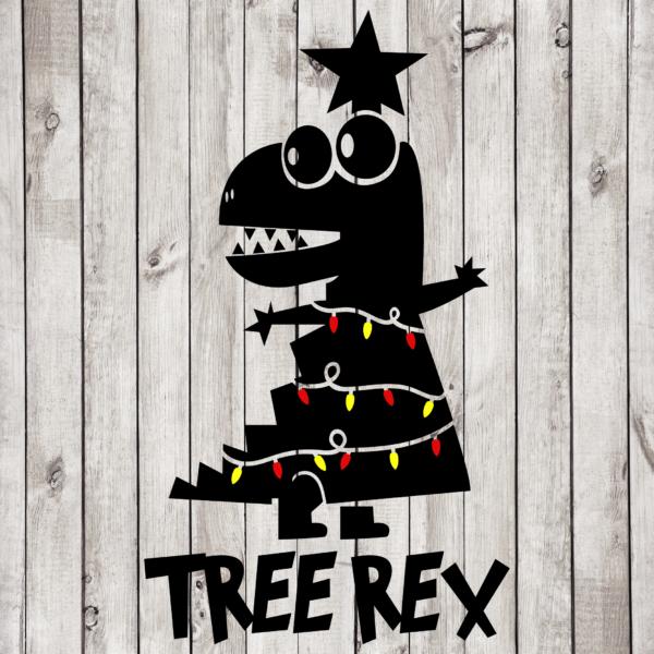 Tree Rex Cut File