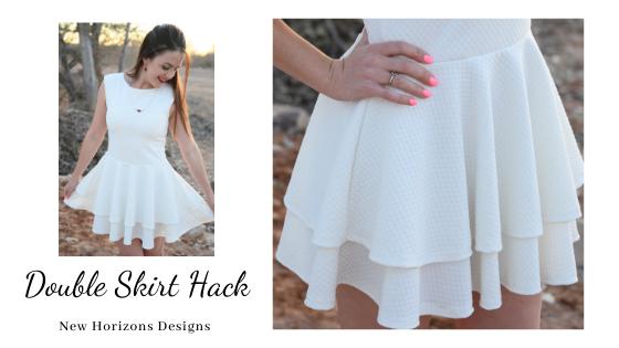 ManhattanDouble Skirt Hack