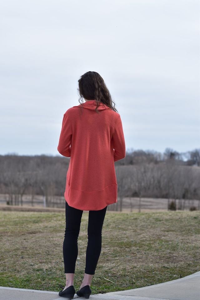 New Horizons Designs Calgary Cardigan