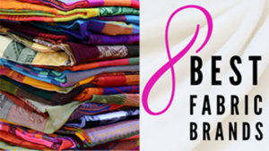 8 Favorite Fabric Companies and why we love them!