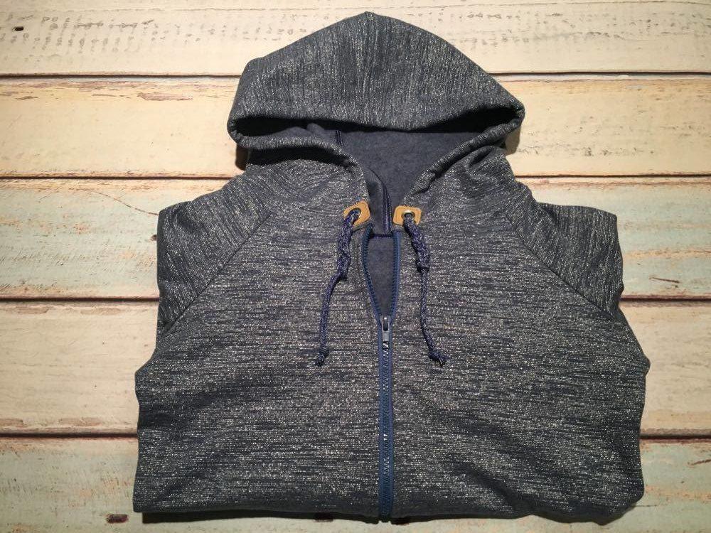 Tami hoodie completed