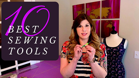 10 Best Sewing Tools!