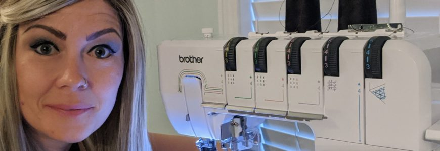 Brother CV3500 Coverstitch Review