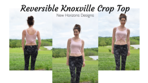 Reversible Knoxville Crop Top