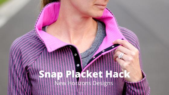 Snap Placket hack-Summit Peak