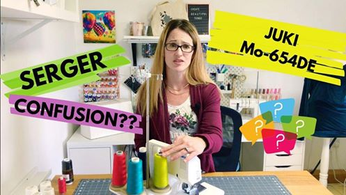 Serger Troubleshooting and Review