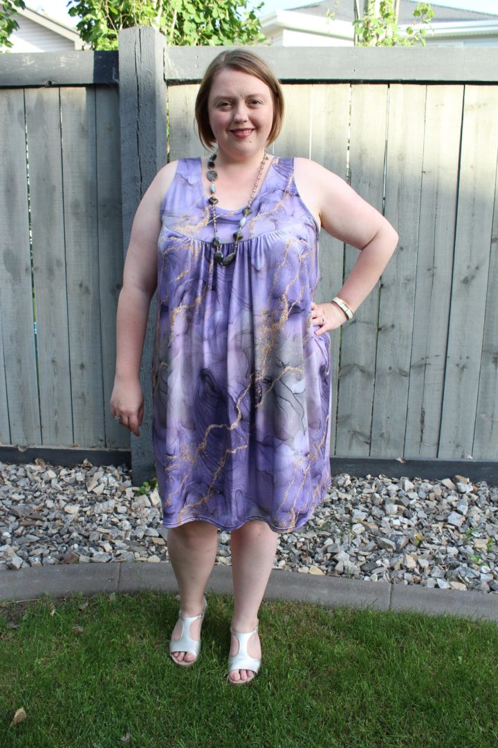 New Horizons Niagara Top and Dress