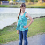Niagara Top & Dress (kids)
