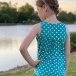 Niagara Top & Dress (Girls sizing)