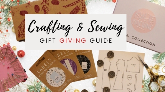 Ultimate Gift Guide for the Sewist in Your Life