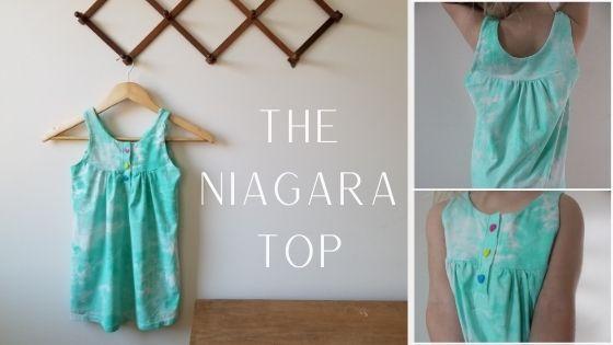 Niagara Top and Dress