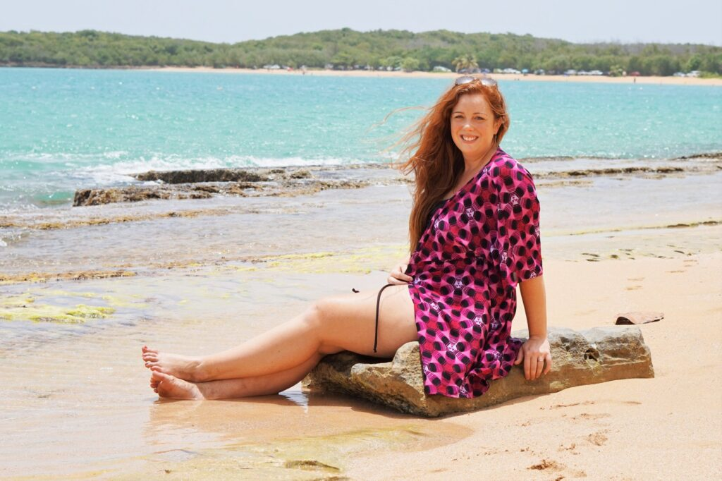 Sew and sell Kauai Cover Up