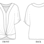 Unstudied Knot Tee (Womens)