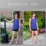 Tenacity Tee (Girls)