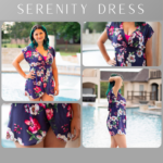 Serenity Dress Cover