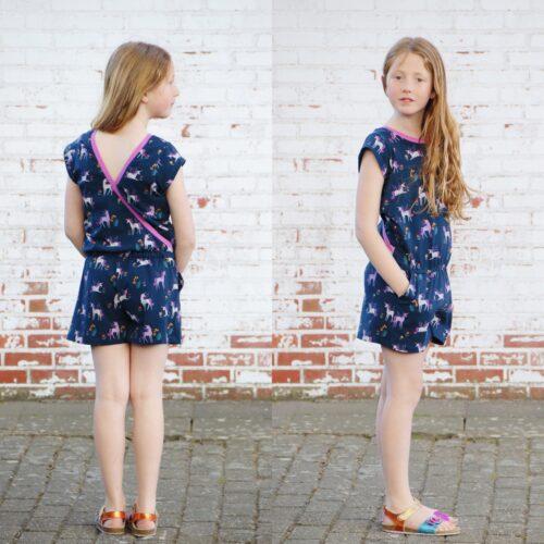 Girls Bayside Romper and Dress